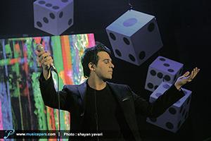 حمید عسگری در جشنواره قطعات تازه اش را می خواند