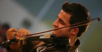 ثبت رکورد سریع ترین نوازنده ی ویولن در جهان به نام یک ایرانی!