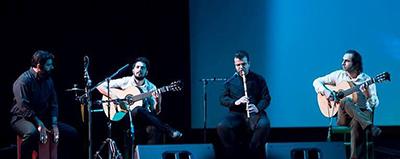 بزرگداشت گیتاریست فقید اسپانیایی، پاکو دلوسیا