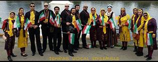 «گروه آوازی تهران» مدال طلای مسابقات را از آن خود کرد