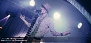 عکسهای کنسرت رشت مرتضی پاشایی