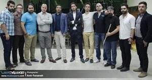 «از این ساعت» مهدی احمدوند برای اولین بار روی صحنه رفت