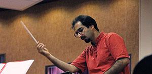 گزارش تصویری تمرین کنسرت ارکستر پاسارگاد