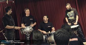 ششمین مسترکلاس تخصصی موسیقی با حضور «ویم د وریس» برگزار شد