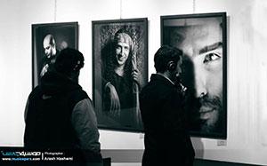 نمایشگاه عکس و موسیقى «نت های بی پایان» افتتاح شد
