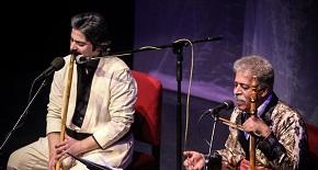 ضیافت هیجان انگیز موسیقی کردستان و لرستان در تالار وحدت