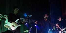 کنسرت گروه سون در زنجان برگزار شد