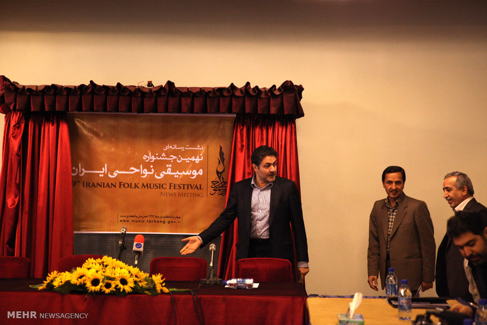 مهلت ارسال آثار هنرمندان در بخش رقابتی نهمین جشنواره موسیقی نواحی ایران تمدید شد