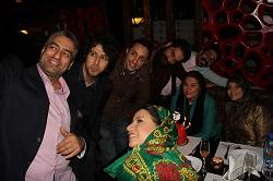 شب یلدا با حضور اهالی موسیقی و سینما