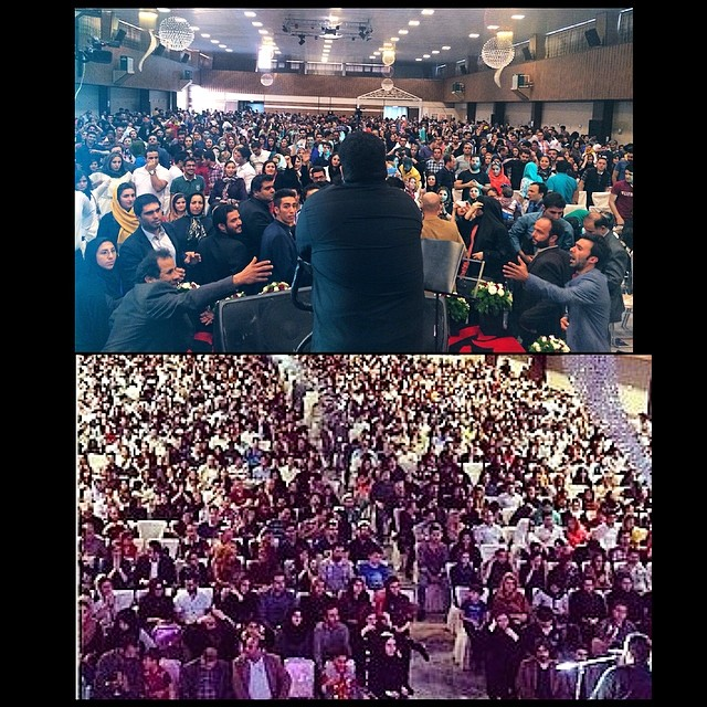 تبریز میزبان کنسرت های موسیقی