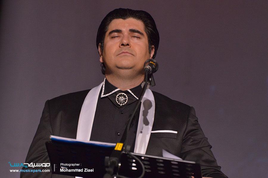 سالار عقیلی از جشنواره موسیقی فجر حذف شد!