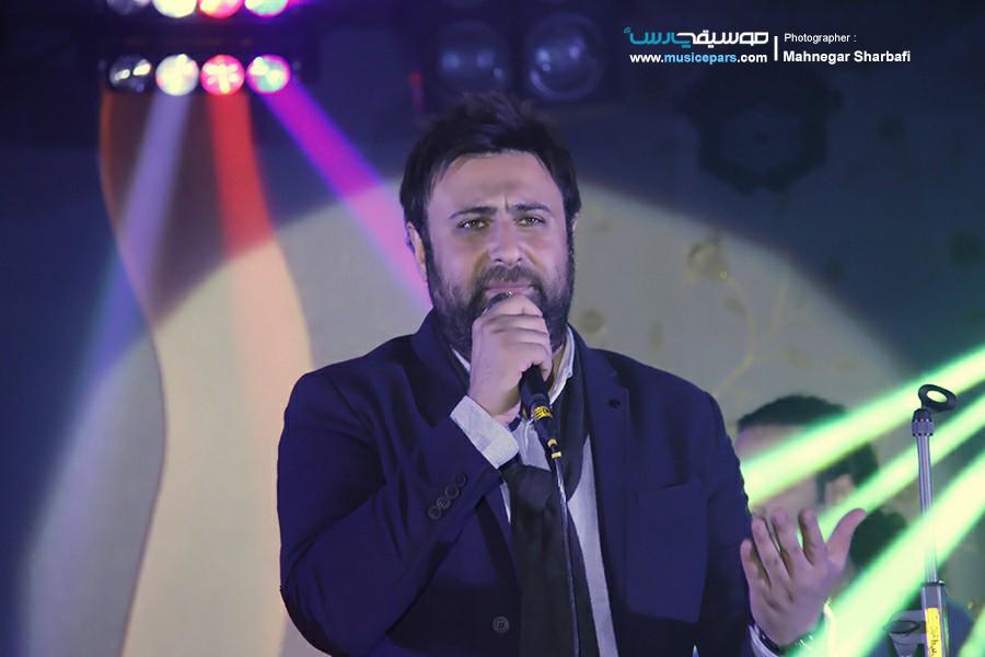 کنسرت محمد علیزاده در رشت برگزار شد