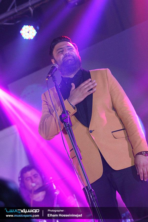 کنسرت محمد علیزاده در شهرک خانه دریا برگزار شد