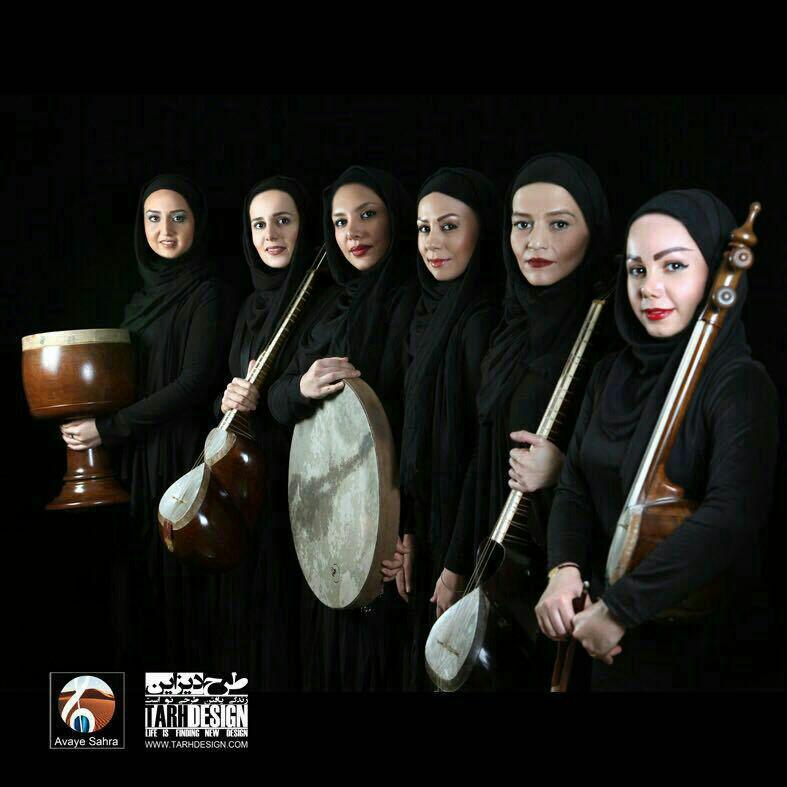 کنسرت گروه موسیقی «آوای صحرا» برگزار شد