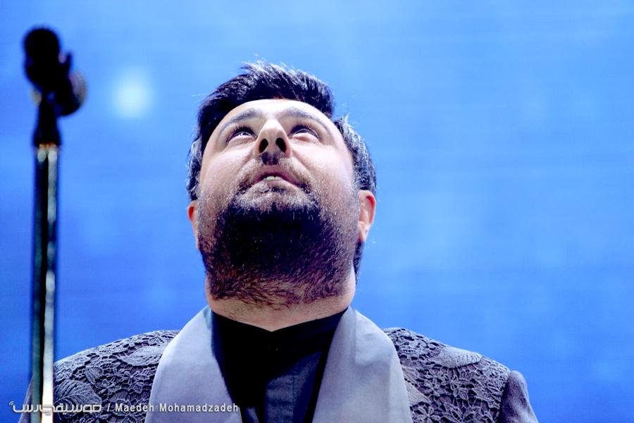 کنسرت محمد علیزاده در تهران برگزار شد