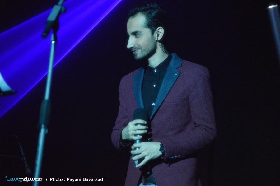 گزارش تصویری از کنسرت سامان جلیلی