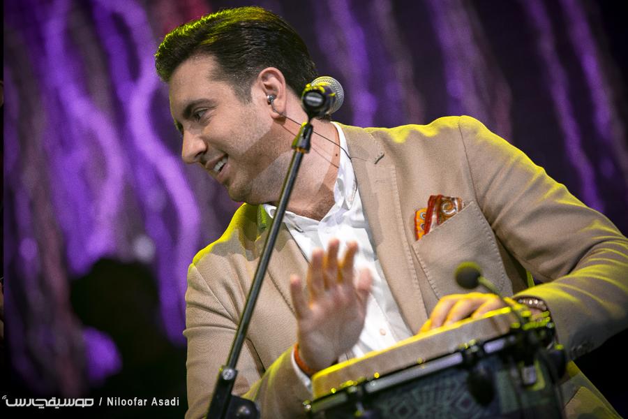 آخرین کنسرت تابستانه امید حاجیلی