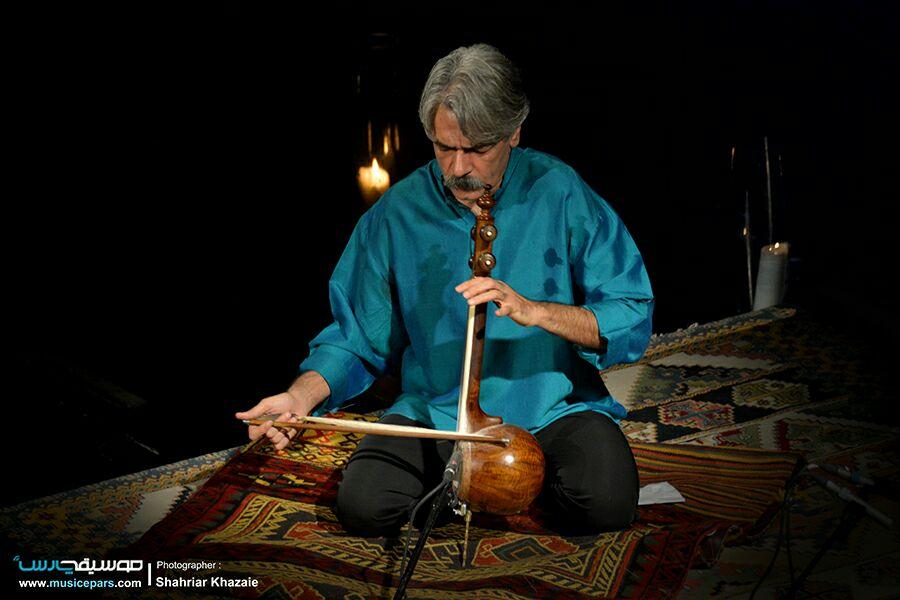 گروه«جاده ابریشم» به نوازندگی کمانچه «کیهان کلهر» نامزد معتبرترین جایزه موسیقی جهان شدند