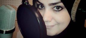 شیدا اصغرزاده: دکلمه بستری طلایی برای اثر گذاری هرچه بیشتراست