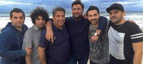 «محمد علیزاده» با استقبال ایرانیان کشور استرالیا وارد شهر سیدنی شد
