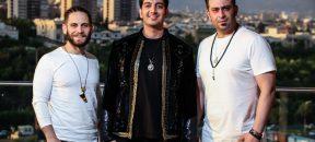 «مهرداد معافی» و «احمد امین پور» بیش از ۹٠٠ اجرا در کنار فرزاد فرزین و گروه شوک