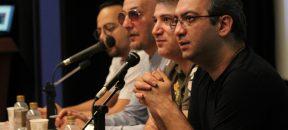 نشست خبری کنسرت «محمد رضا عیوضی» در برج آزادی برگزار شد