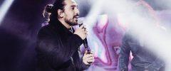شب عاشقانه های «امیر عباس گلاب» در جشنواره موسیقی فجر