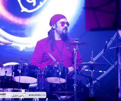 کنسرت هوروش بند در شهر آمل برگزار شد