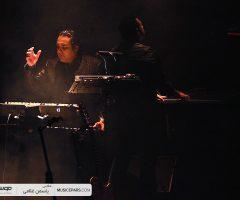 """گروه """"سون"""" با اجرای قطعاتی از آلبوم سوم خود در تهران به روی صحنه رفت"""