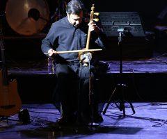 کنسرت گروه دارکوب در تالار وحدت برگزار شد