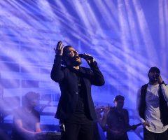 نخستین کنسرت «مسیح و آرش» برگزار شد