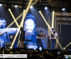 اولین کنسرت مسیح و آرش در رشت برگزار شد