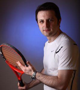 علی پهلوان تنیس