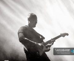 گیتاریست گروه بابک جهانبخش