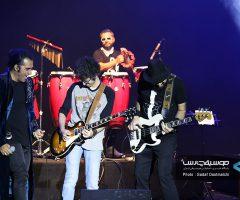 کنسرت رضا یزدانی