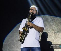 8 3 240x200 - گزارش تصویری کنسرت «چارتار» در انزلی