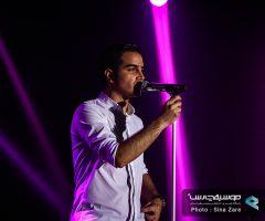 کنسرت محسن یگانه رشت